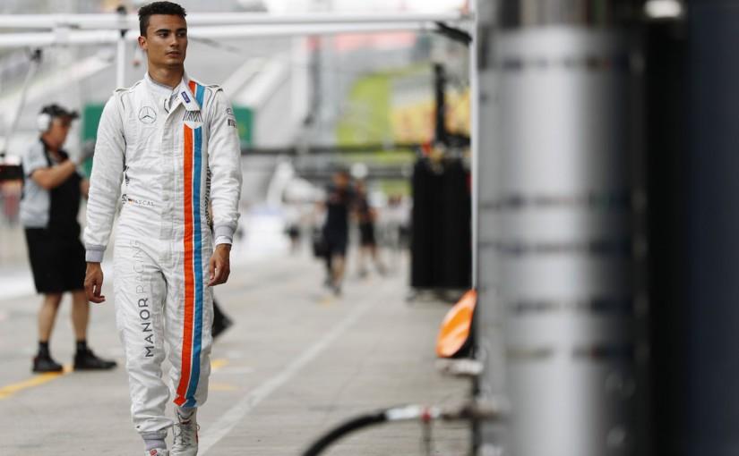 F1 | ウェーレイン「12位は驚き。Q3も見えていた」:マノー オーストリア土曜