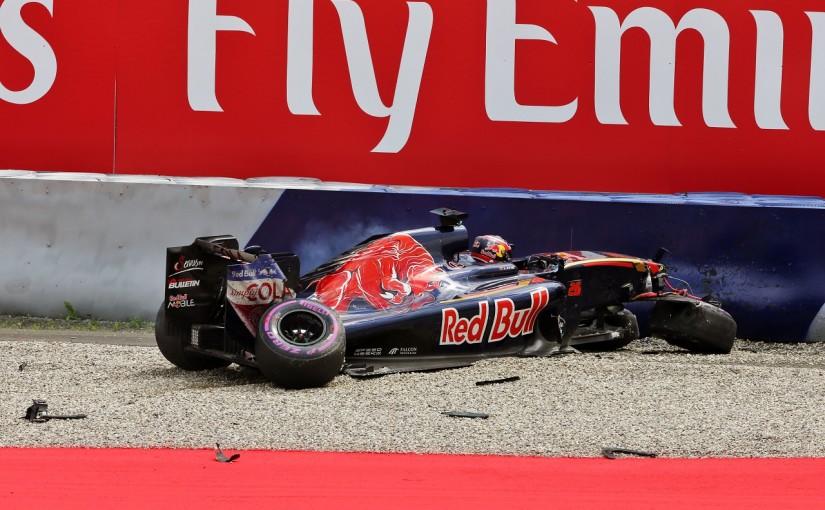 F1 | F1オーストリアGP公式グリッド:ニコは6番グリッド、クビアトはピットスタート