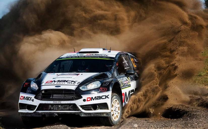 WRCポーランド:タナクが初優勝...