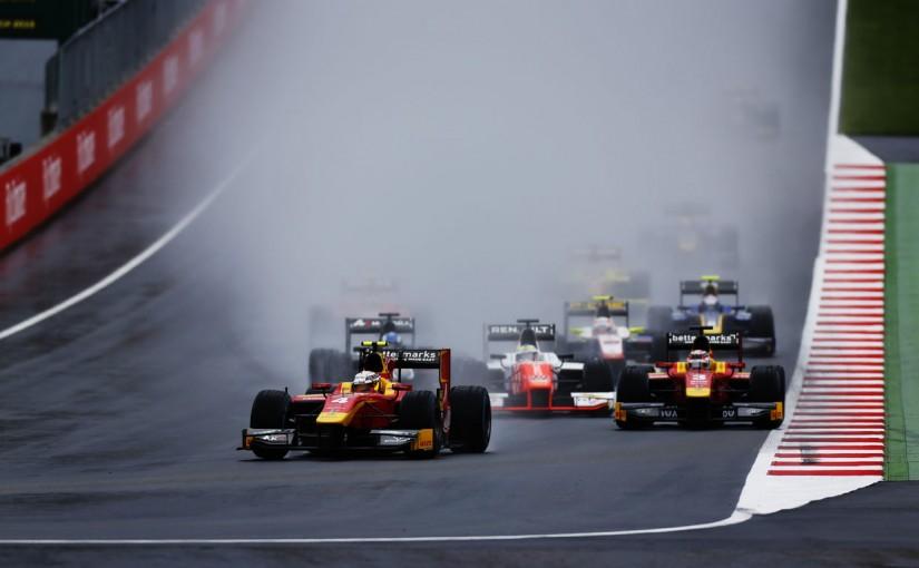 海外レース他   【順位結果】GP2第4戦オーストリア 決勝レース2