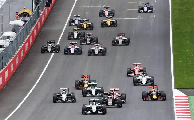 F1 | 動画:F1オーストリアGP決勝ハイライト