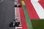 F1   グロージャン「バトンを抜けず、ずっと後ろを走った」:ハースF1 オーストリア日曜