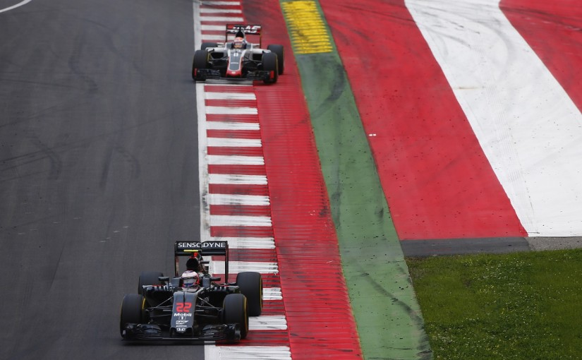 F1 | グロージャン「バトンを抜けず、ずっと後ろを走った」:ハースF1 オーストリア日曜