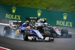 F1   ジェンソン・バトン vs フェリペ・ナッセ