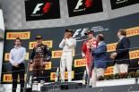 F1   F1第9戦オーストリアGP表彰台