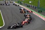 F1   バトン「6位に満足。速いマシンをリードできたのは驚き」:マクラーレン・ホンダ オーストリア日曜
