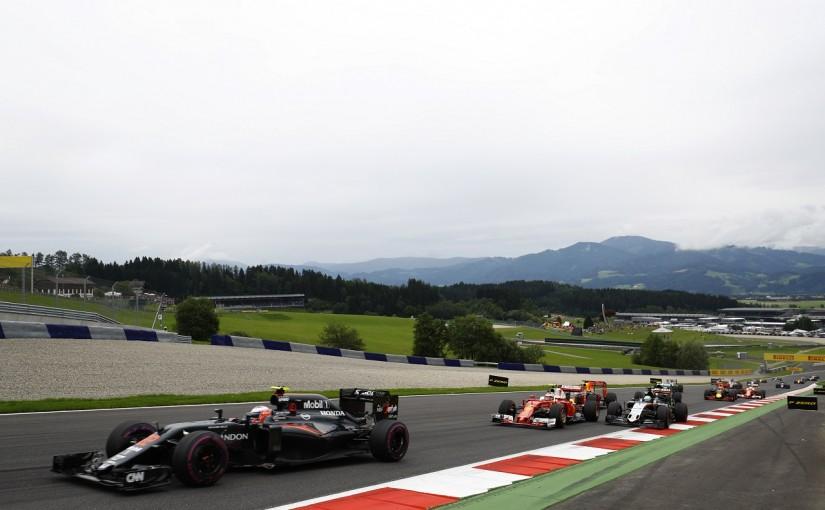 F1 | マクラーレン「6位は望外の結果。最終目標が見えてきた」/オーストリア日曜