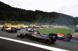 F1 | アロンソ「3周目からエンジンが不調に。なんとか1点をつかみたかったが…」:マクラーレン・ホンダ オーストリア日曜