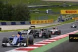F1   ナッセ「最後尾から、ここまで挽回できれば大満足」:ザウバー オーストリア日曜