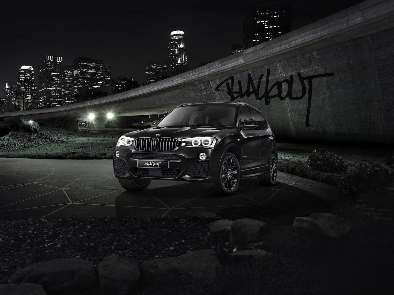 100周年記念特別限定車の第9弾『BMW X3 セレブレーション・ブラックアウト』が200台限定で登場