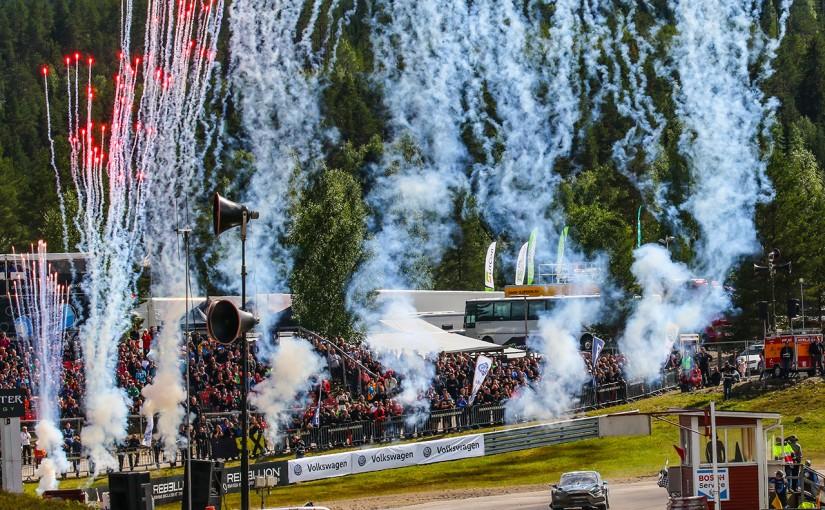ラリー/WRC | 世界ラリークロス:猛追を見せたバッケルドが2連勝