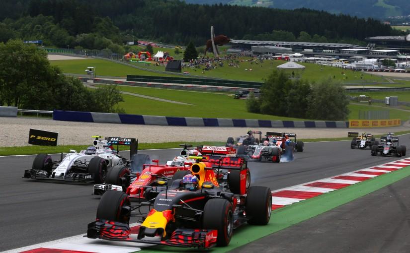 F1 | 今宮純の決勝インプレッション:3年目のレッドブルリンクが、荒れ狂った理由