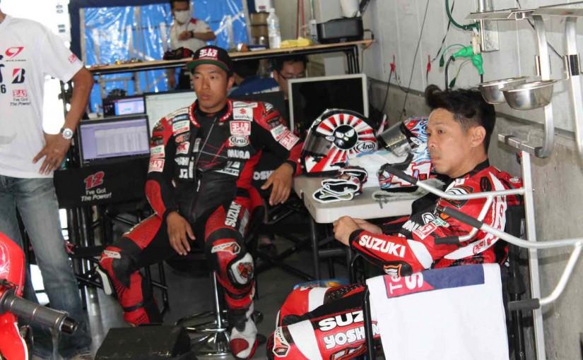MotoGP | 鈴鹿8耐:公開合同テストがスタート。初日はヨシムラがトップタイム
