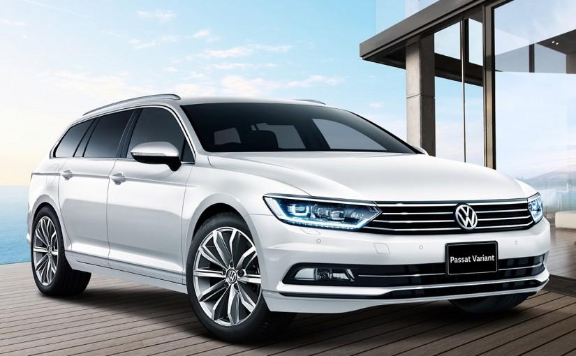 クルマ | VW、日本専用の限定車『パサート・ヴァリアント・ヴォヤージュ』発売