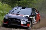 ラリー/WRC | JRC第5戦:ランサー奴田原が今季初優勝。スバル勢の連勝止める