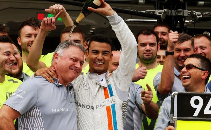 F1 | マノー史上、初ポイントでザウバーを逆転「大きく変わって戦えるチームに」