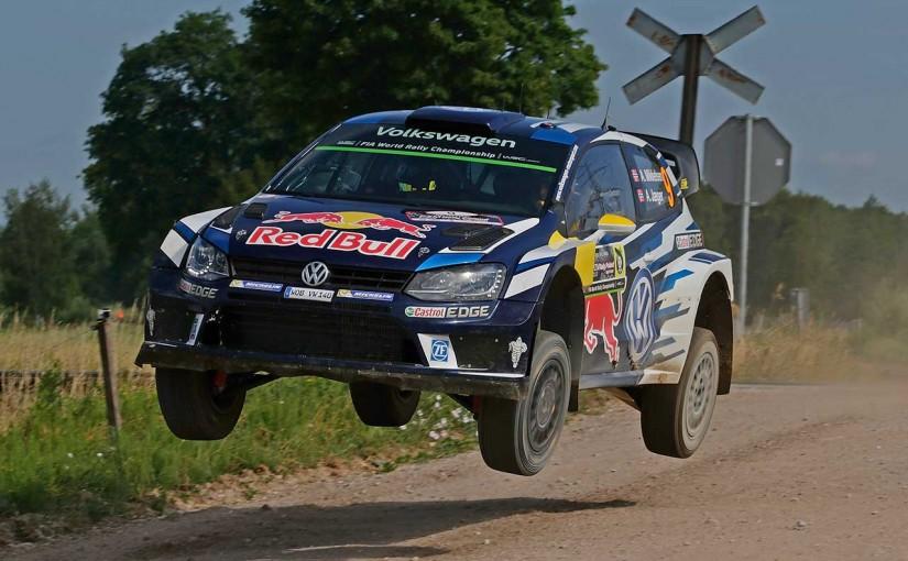 ラリー/WRC   【動画】WRC第7戦ポーランド ダイジェスト