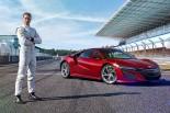 F1 | 【動画】ストフェル・バンドーンがホンダNSXの魅力を語る