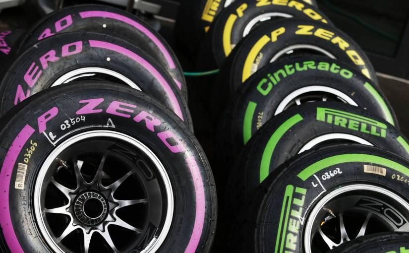 F1 | ピレリが2017タイヤ開発テストのスケジュールを発表、データは全チームで共有
