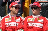 F1 | 正式発表:フェラーリが2017年もライコネンと契約。ベッテルとのコンビ継続