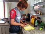 海外レース他 | 高校生ドライバー佐藤万璃音イタリア挑戦記 第5回:料理と洗濯と学校生活