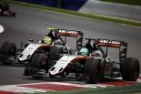 F1   フォース・インディア、タイヤ問題を解決するため旧型サスペンションをテスト