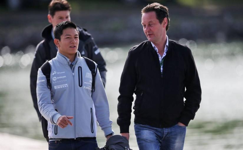 F1   ハリアント「現在の契約はハンガリーGPまで」だが、契約延長へ自信