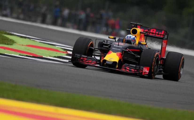 F1   【タイム結果】F1第10戦イギリスGP フリー走行2回目