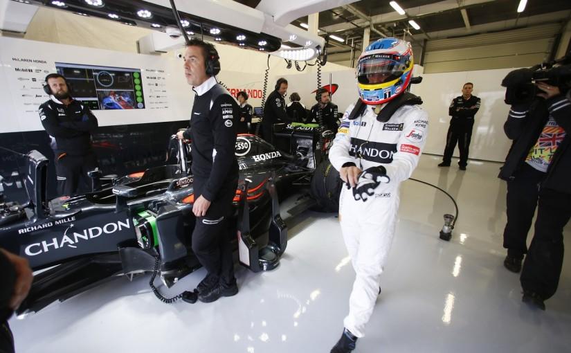 F1   アロンソ、マクラーレン入り勧め後悔するブリアトーレに「来年は喜んでもらう」