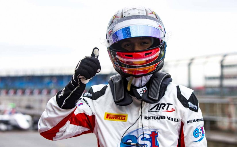 海外レース他   【順位結果】GP3第3戦イギリスGP 予選