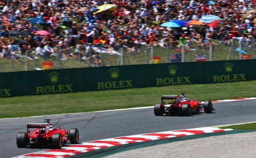 F1 | ベッテルがライコネン続投を歓迎。「ふたりのエゴが衝突することは少ない」