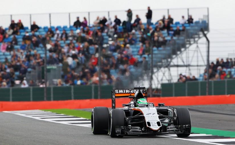 F1   ヒュルケンベルグ「15位は真の位置じゃない。クルマに満足している」:Fインディア イギリス金曜