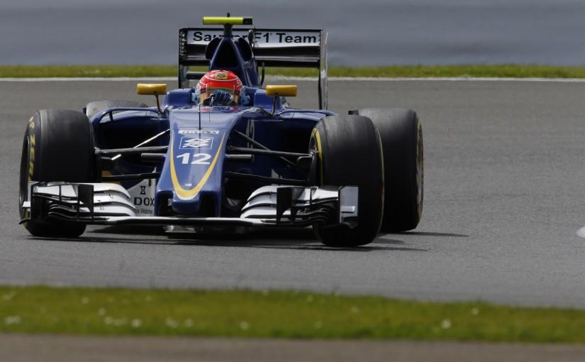 F1 | ナッセ「アップグレード版フェラーリがタイム向上の助けになる」:ザウバー イギリス金曜