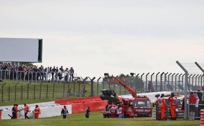 F1 | 【タイム結果】F1第10戦イギリスGP フリー走行3回目