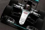 F1   ハミルトンここまで全セッション首位、エリクソンはクラッシュでマシン大破