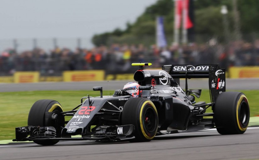 F1   予選Q1速報:ロズベルグがトップ、バトン無念の脱落となったが……