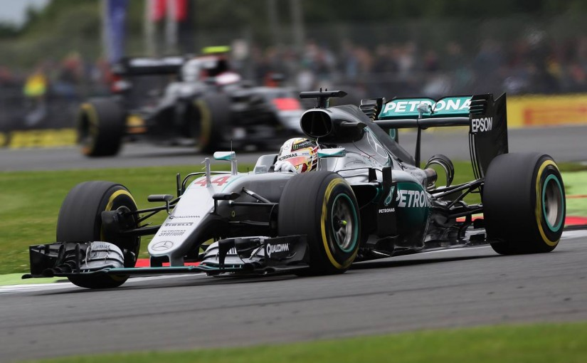 F1 | 予選Q3速報:ハミルトン、タイム抹消を乗り越えてのポールポジション