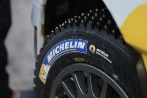 ラリー/WRC | WRCに供給されているミシュラン製タイヤ