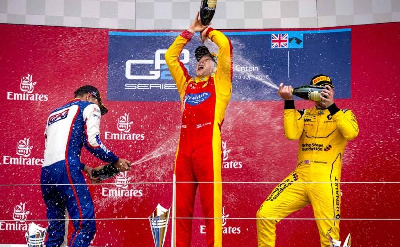 海外レース他 | 【順位結果】GP2第5戦イギリス決勝レース2