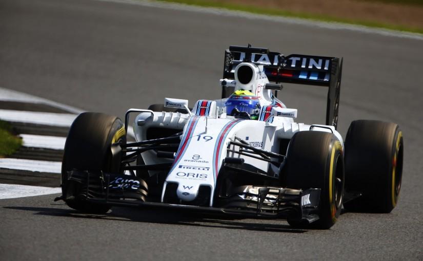 F1 | マッサ「リヤタイヤをうまく使えず、Q2で敗退」:ウイリアムズ イギリス土曜