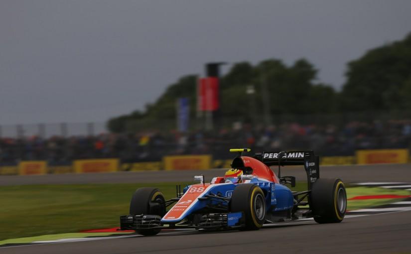 F1   ハリアント「ザウバーには勝てたがルノーに届かず」:マノー イギリス土曜