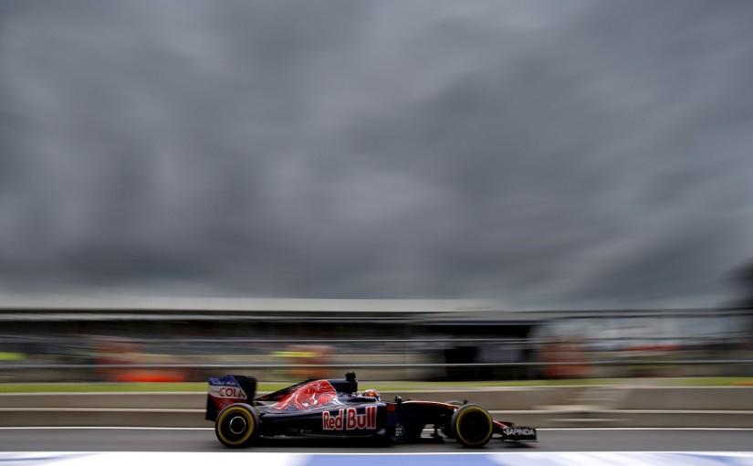F1 | クビアト「マグヌッセンのせいでQ2敗退。5秒も遅いのにブロックするなんて!」:トロロッソ イギリス土曜