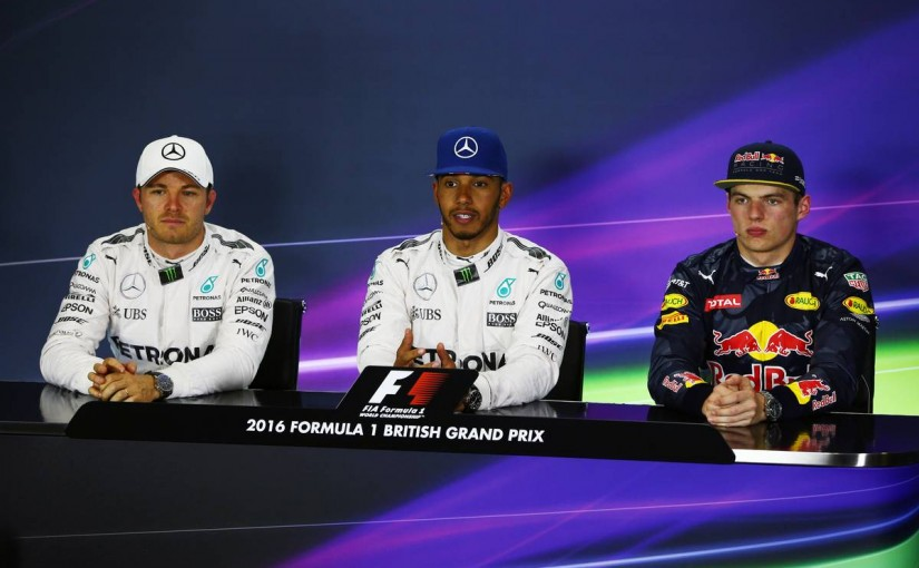 F1 | F1イギリスGP予選トップ10ドライバーコメント
