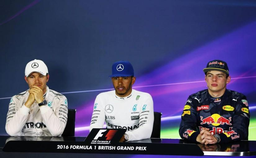 F1 | 【ポイントランキング】F1第10戦イギリスGP 終了時点