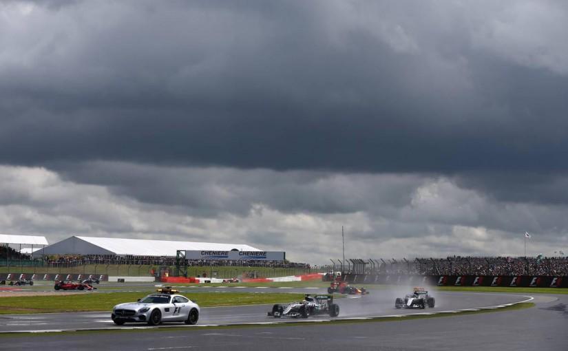 F1   動画:F1イギリスGP決勝ハイライト