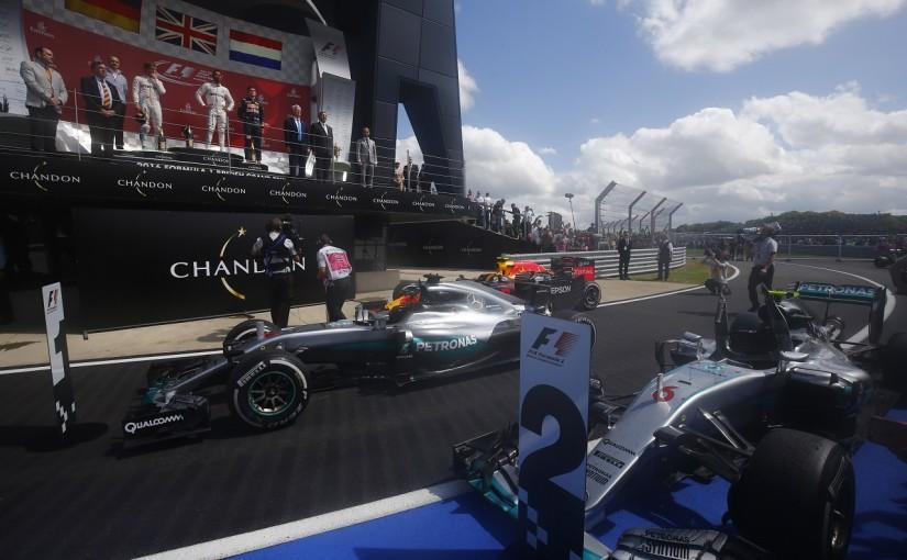 F1 | 2位を失ったロズベルグ「違反を犯すはずがない。チームは規則を熟知している」:メルセデス イギリス日曜
