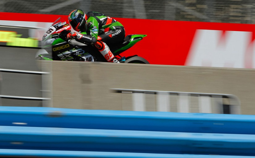 MotoGP   SBK第9戦アメリカ決勝レース2:トム・サイクスが今シーズン5勝目