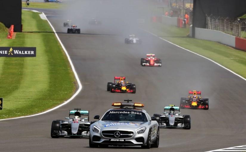 F1 | 長すぎたSC先導をドライバーが批判。ベッテルは「タイヤに問題あり」と主張