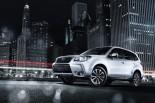 インフォメーション | スバル、専用インテリアを採用したフォレスターの特別仕様車を7月11日より発売