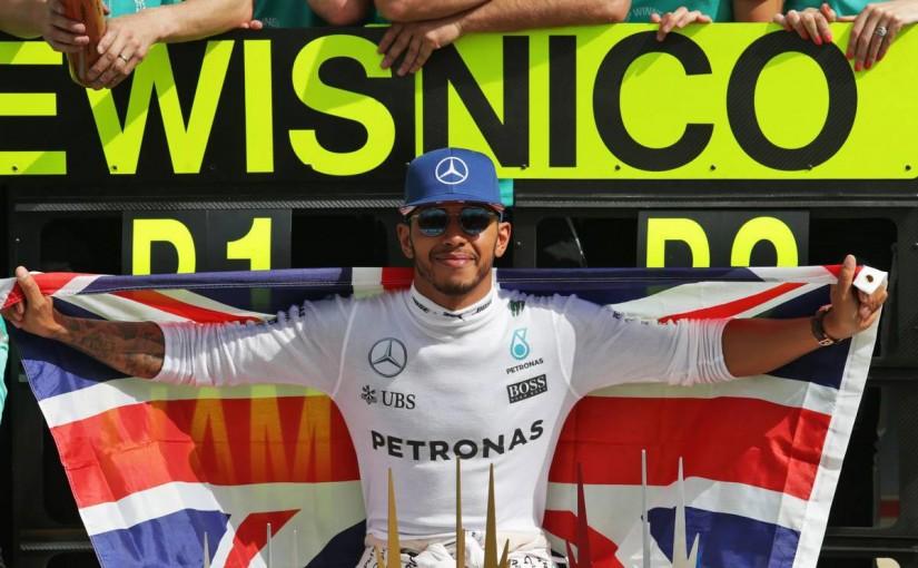 F1 | F1イギリスGP決勝トップ10ドライバーコメント